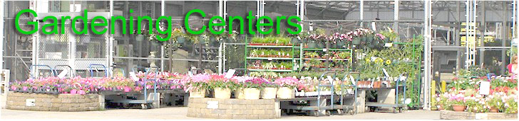 Find your nearest gardening center in any state
